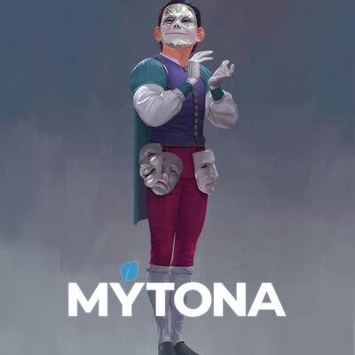mytona, 2D, gameart, Character, digitalart