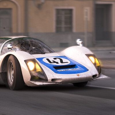car, porsche, racing