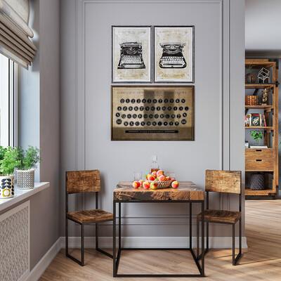 Квартира, Спальня, кухня, дизайн интерьера, дизайн спальни, дизайнинтерьера, дизайн кухни, визуализация, архитектура, интерьер, корона, Интерьерная визуализация, визуализация интерьеров