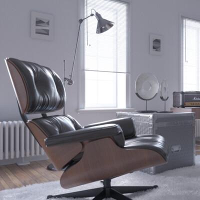 3D Studio Max, Corona Renderer, лофт, 3д визуализация, дизайн интерьера, Интерьерная визуализация
