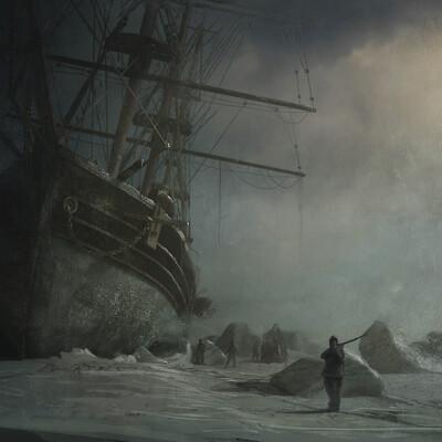 арктика, экспедиция