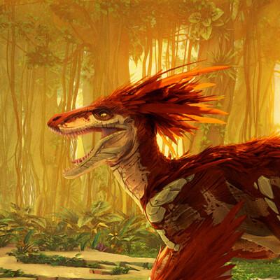 Дейноних, динозавр
