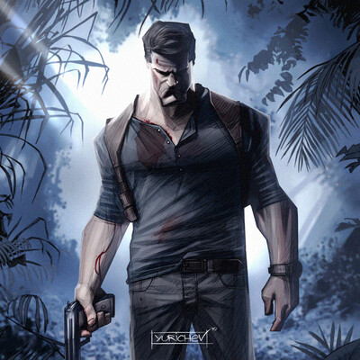 PlayStation4, playstation, Uncharted 4