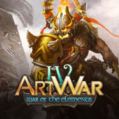 ArtWar, ArtWar4, ArtWarIV, monster skull, Fire magic