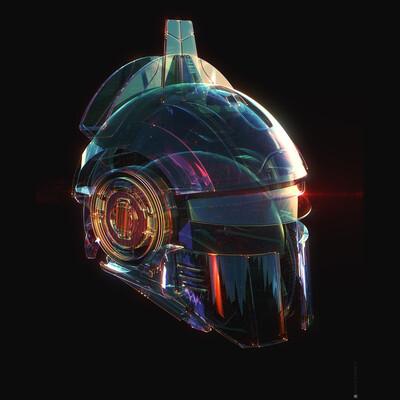шлем, Цвет, стекло