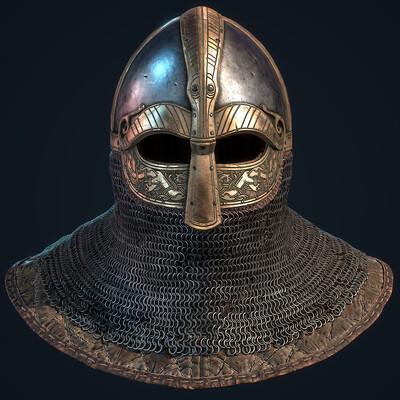 Vikings, helmet