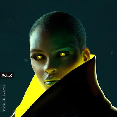 3dcharacter, realism, photorealism, realistic, Cyberpunk 2077, cyber punk, Lightning tutorial, PureRef, 3dprintring, 3dprintmanring