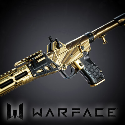 WarFace, weapons, guns, Digital 3D, gameart, gamedevelopment, Game-ready, game asset, shooter, skin art