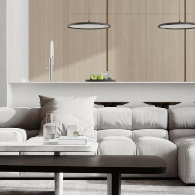 дизайн интерьера, коронарендер, 3Dsmax, Corona Renderer, Визуализация, visualization, render, минимализм, гостиная