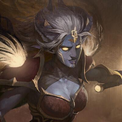 Heraldofazeroth, Blizzard, WorldOfWarcraft