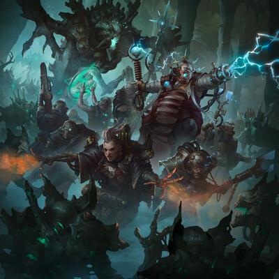 академиямагии, render, mages, deadworld