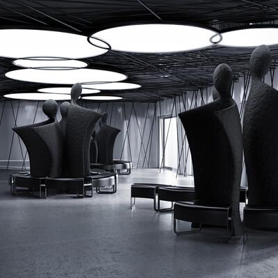 3ds Max, 3d, 3D архитектура, 3D композ