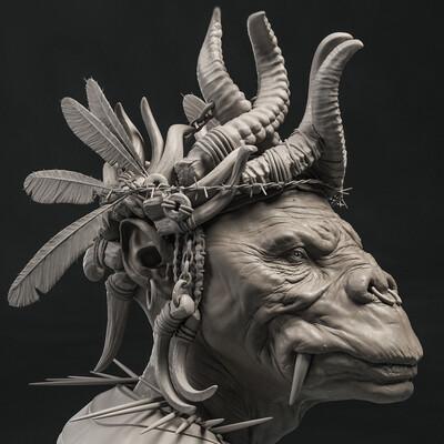3д модели, 3дмакс, 3д персонаж, скульптинг, скульптура, цифровое искусство