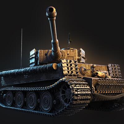 Digital 3D, Vehicles, military, millitary, vehicle, world war, 3d, Tank, weapons