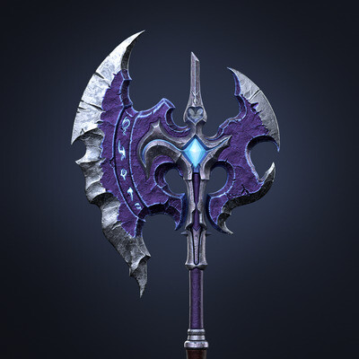 Viking Hand Axe