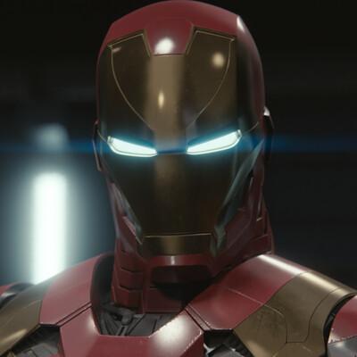 Blender3D 2,79, blender, iron man