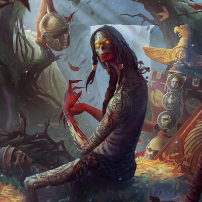 Fantasy, contest, KuzinskiyArtContest3