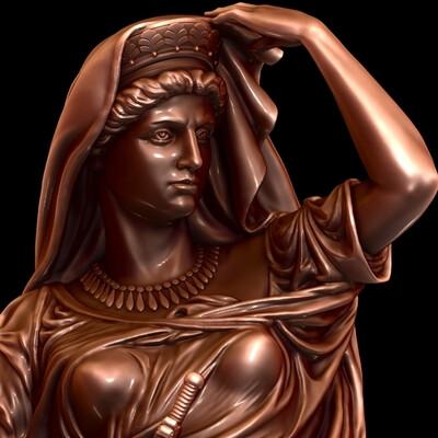 3dsculpting, Sculpture Zbrush