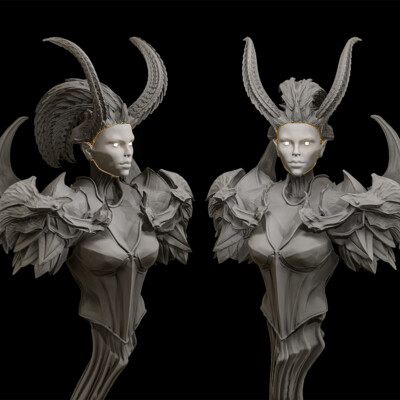 demones, demon, Fantasy