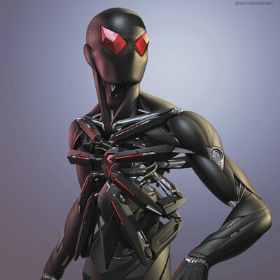 марвел, человек-паук, Концепт-арт
