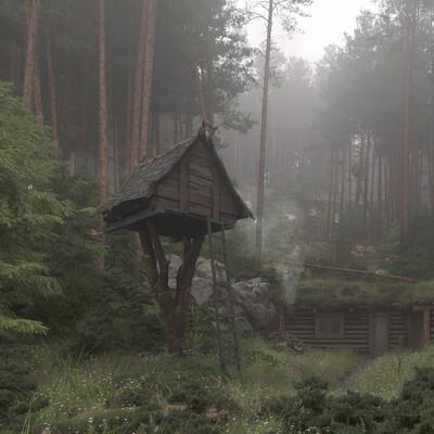 3D Studio Max, Corona Renderer, quixel megascans, forest pack, Marvelous designer