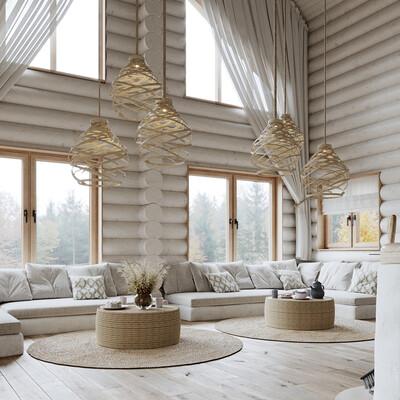 3Dsmax, interior design
