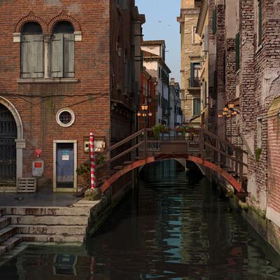 venice, 3D Studio Max, 3d artwork, 3d artist, art