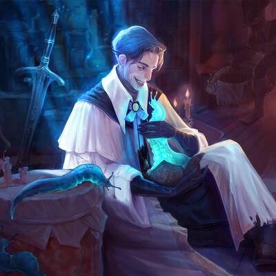 2d, Illustrator, concept, иллюстрация, персонаж, дизайн персонажа