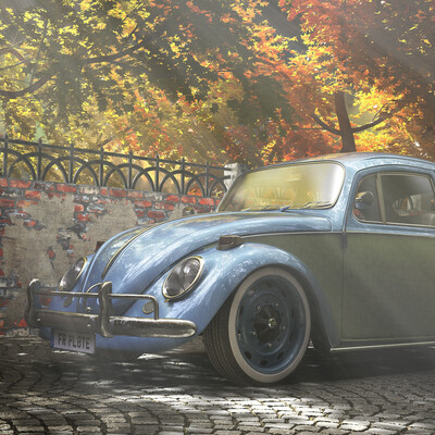 Volkswagen-Beetle, Фольцваген Жук