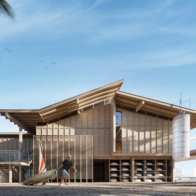 Exterior architecture, terodesign