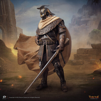 Plarium, Throne: Kingdom at War, рыцарь, войска, мобильные игры, геймдев, средневековье