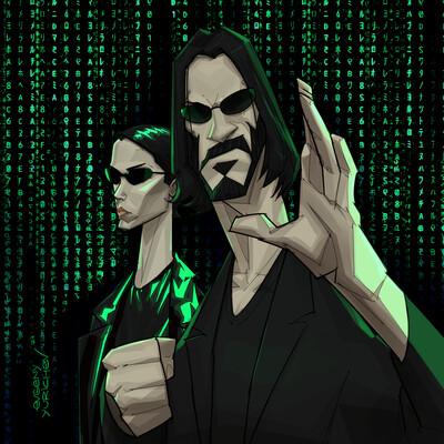 the matrix ressurections, neo