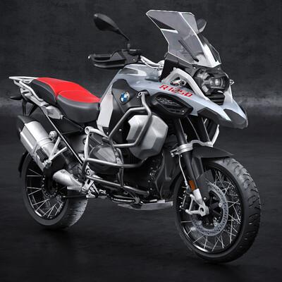 BMW, bmwr1250gs, r1250gs, Авто / мото, мотоцикл, мото, мототехника